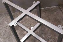 Steel - Table