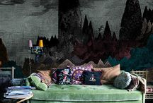 Fantasy homes / A place for my home decor fantasies - real and imagined