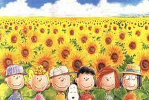 Sunflowers / by Dot Blankenship Long
