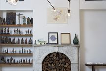 Fireplace & surrounds