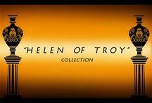 """""""Helen of Troy"""" collection / """"Helen of Troy"""" collection By Pericles Kondylatos  Jewellery Available: Vassilis Zoulias Boutique: 4 Akadimias str. Kolonaki - Athens (210 3389924)"""