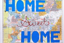 Home Sweet Home / by Ali Brooks-Tharp