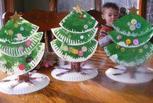 Téli elfoglaltságok gyerekeknek / Advent, Télapó, Karácsony, Szilveszter, Újév, Farsang és minden ami a tél része