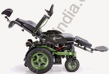 Power Wheelchairs / Different types of power wheelchairs that are suitable for everyone's needs
