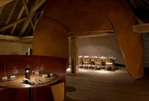Jouin Manku / Jouin Manku vincono il Restaurant & Bar design awards 2014 per Les Haras - Strasburg con la poltroncina Charme.  Crédit Hélène Hilaire