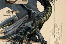 Dragon • Black
