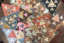 Panama Pyramid Quilt