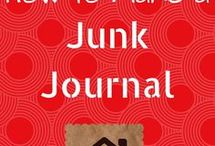 Junk Journal / Altered Books