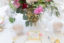 TableScapes / by Kellie of Le Zoe Musings