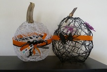 Halloween crafts / by Jennifer Dillehay
