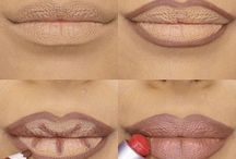 Just lips
