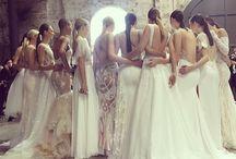 Liz Martinez  at Australia bridal week .