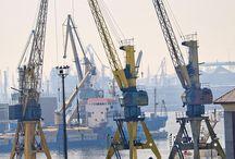 chantiers portuaires