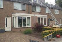 Overig / Naast dakkapellen plaatsen wij ook dakramen, nokverhogingen en doen wij complete zolderverbouwingen.