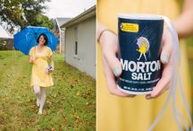 Morton Salt Girl / We love the Morton Salt Girl