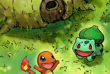 starter pokemon and evos.
