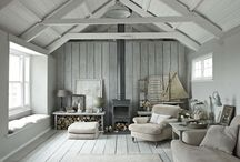 INTERIOR/Wood  House