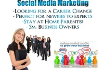 Social Media Marketing / by Sophie Henry