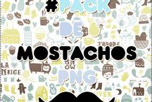Mis Mostachos ;)