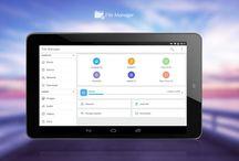 تحميل و شرح تطبيق File Manager HD - مدير الملفات
