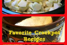 Yummies - Crockpot / by Laurie Arnold