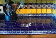 Мексика-Морокко-восточный интерьер / Дизайнерские решения домашнего интерьера в восточном стиле