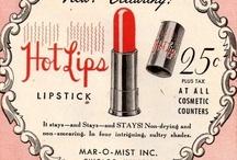 Make Up (Vintage) / Packaging d'époque