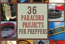 Paracord / by Mary Pond