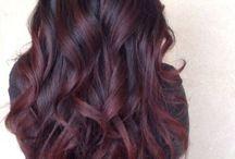 Sharon's hair