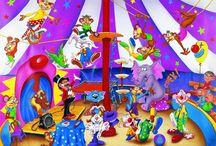 Praatplaten Circus
