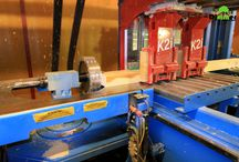 Wood working machinery
