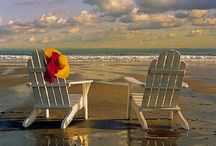 At the seashore / by Cheryl McNulty