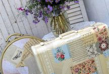 Suitcases / by Sister and Sister Vintage Revival