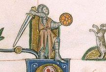 Medieval Bunnies