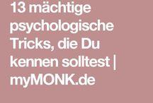 psychologische Tricks