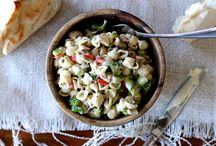 Salades et sandwiches  (Petite Vanille) / Mes créations et recettes de salades sur mon blogue www.petitevanille.com
