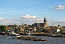 Nijmegen and surroundings / Nijmegen, Wijchen, Hatertse Vennen, Hernen, Overasselt, Slijk-Ewijk