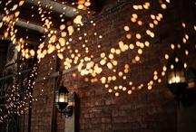 String Light & Sparklers