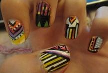 beautiful nails  / by MayMay Doodle