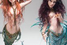 ooak mermaid