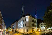 Nikolaiviertel @ Berlin Festival of Lights