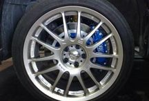 Subaru Legacy Liberty Custom Modified