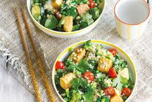 Healthy Quick Dinners / Don't have much time to prepare dinner? These recipes are all ready in half an hour or less, making them the perfect midweek dinner recipes
