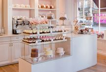 bakery / bakery interior design