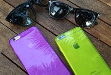 Jell Cases for iPhone 6 & 6 Plus / Jell (TPU) Cases for iPhone 6 and iPhone 6 Plus