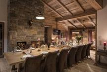 Ultimate Corporate Chalets / Looking at these superb options for your next luxury corporate trip.