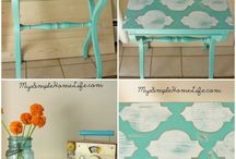 Refinishing Furniture / by Danika D.