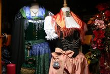 In The Closet: Dirndl & Lederhosen (tracht) / Examples of dirndl and lederhosen for the entire family. / by Suzanne Dreitlein