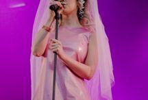 Marina is the dreamer