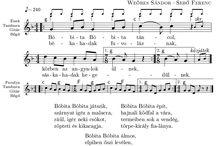 dal-ének-mondóka